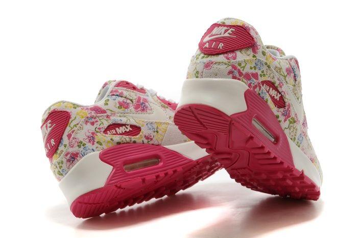 Nike Air Max 90 PRE Ženy Topánky Biela Ružová Hot Predaj na niketopanky.com! Nenechajte si ujsť