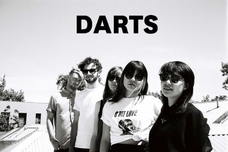 SOUNDLY SOUNDS - Interview: Darts