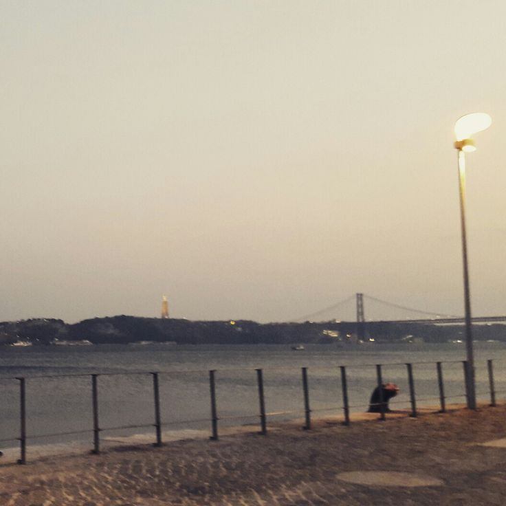 The Beautiful Light of Lisbon. ♡
