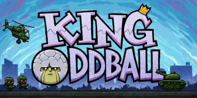 Nintendo Switch-Spieletest: King Oddball: Manche Controller haben so viele Knöpfe, dass man sie kaum zählen kann. Einige Spiele belegen…