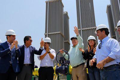 Con Promigas, en la región norte de Perú: Masificación del gas natural es una realidad