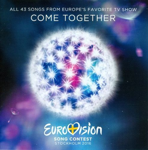 Eurovision Song Contest Stockholm 2016 [CD]