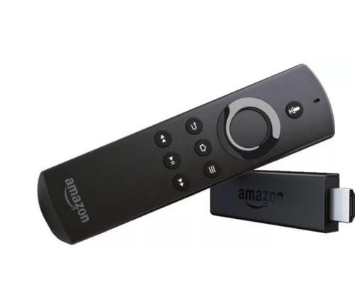 Internet and Media Streamers: Amazon Fire Stick Alexa Voice Remote Newest 2Nd Generation Brand New Stick -> BUY IT NOW ONLY: $40 on eBay!