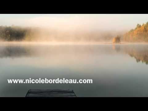 Éloge du silence avec Nicole Bordeleau - YouTube