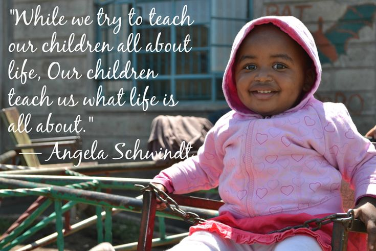 """Its not just the places we go, it's the people we meet that capture the heart"" - It's the very foundation of what Jennifer Adams created just under a decade ago, and the reason we are here today, telling the stories of people from around the world. This weeks most inspiring photograph and quote explores the notion that our children are the ones who teach us what life is all about, not the reverse. We hope you enjoy this weeks inspiring story x"