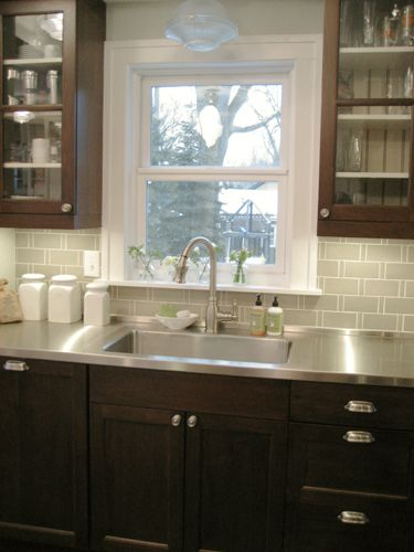Black Countertop Backsplash Sage 118