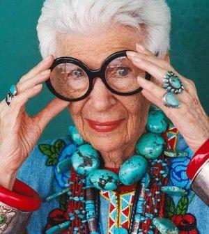 ★★★★★ Iris Apfel, al cinema il biopic su un'icona della moda
