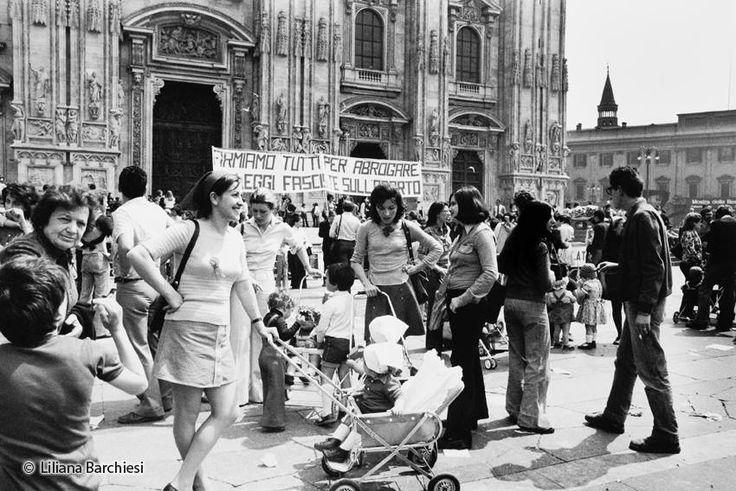 Con un referendum, gli italiani confermano la legge sull'aborto del 1978 ...  era l'anno 1981 !!