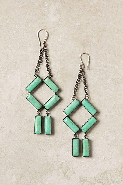 oriel chandelier earrings