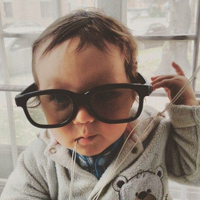 #ViveGu #hipsterbaby #Dom #movie #myboyrules