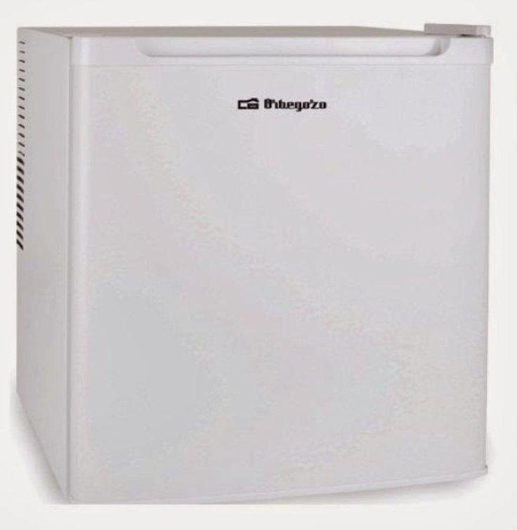 Frigorífico - Orbegozo NVE4600 Compacto Capacidad 38L, Refrigeración termoeléctrica