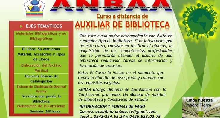 Curso de Auxiliar de Biblioteca a Distancia Tutorial | Jorge Ríos Ríos | Pulse | LinkedIn