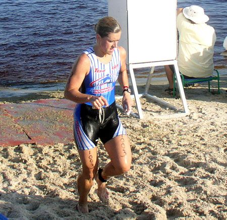 Your First Half Ironman: Race Tips & Pointers