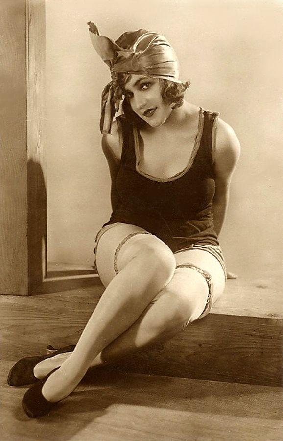 1920 s pin up girl