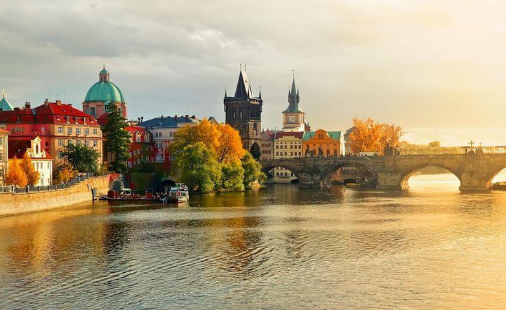 Dat Nature: HD Beautiful Prague Wallpaper