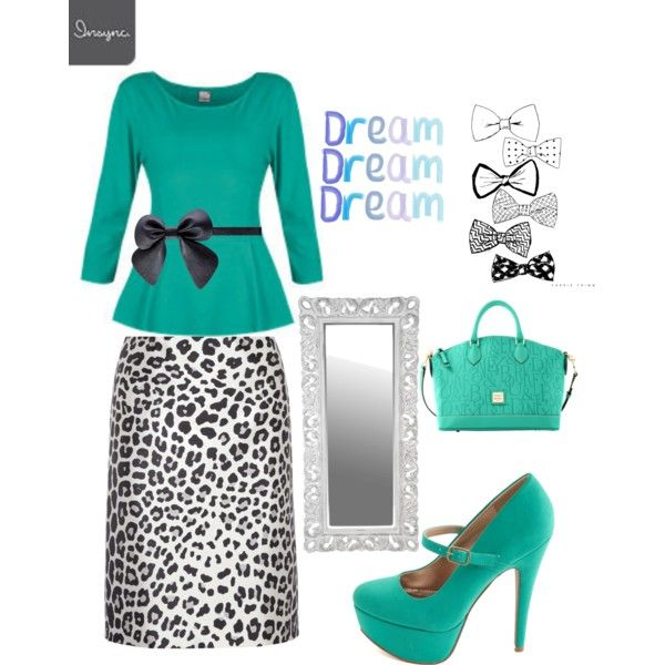 I like the teal stuff, but the leopard print is a hard no for me. Maybe if it was a solid grey color...