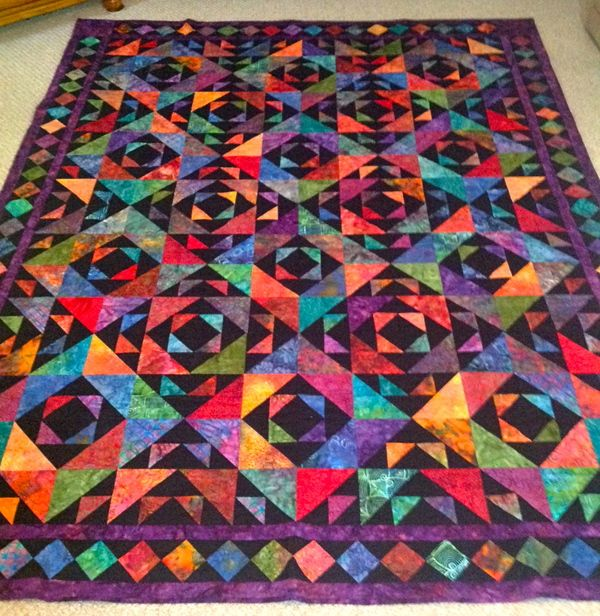 February 6 - Check Out Today's Featured Quilts on 24 Blocks! - 24 Blocks