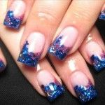: acrylic nails colors