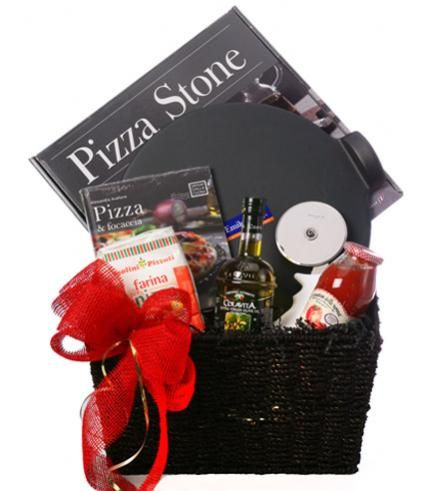 Pizza Lover S Basket 95 Giftbasket Jillstable Gourmet Gift Baskets Pinterest Baskets