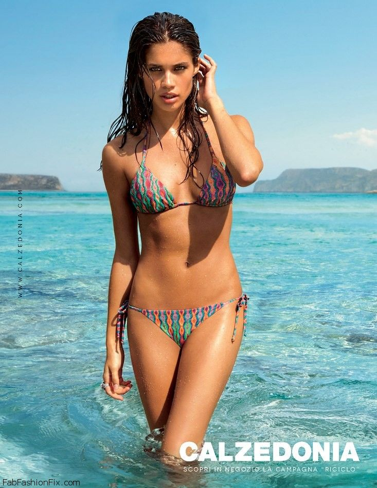 0e6291f89a5b Calzedonia Swimwear Summer 2013 collection   ATRIO Beachwear   Sara  sampaio, Bikinis, Swimwear