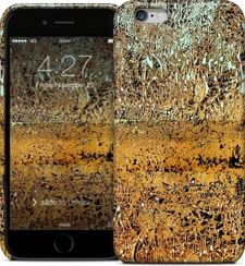Earth Texture by Brian Rolfe Art - iPhone Cases & Skins - $35.00