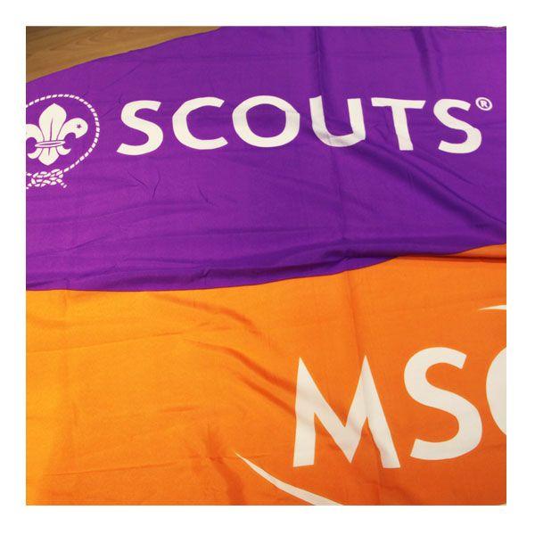 Bandera Scouts MSC | Tienda Scouts.es