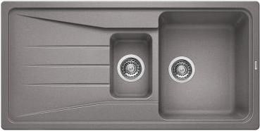Image for BLANCO Kitchen Sink Sona 6 S  Silgranit® Puradur®  Reversible - Alu Metallic