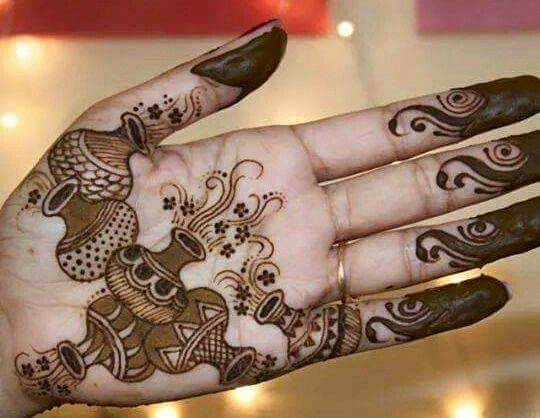 Mehndi For Hatheli : Mehndi design hatheli makedes