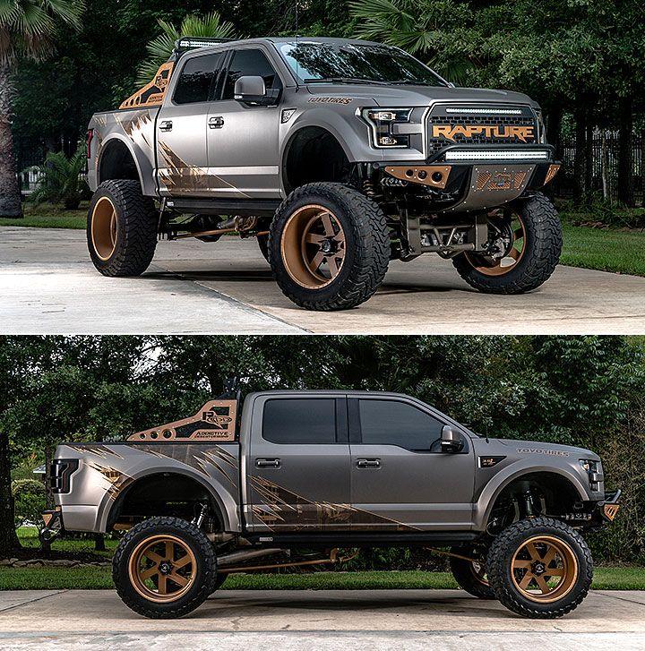 Ford F 150 Rapture Throttlextreme Com Jacked Up Trucks Trucks Diesel Trucks