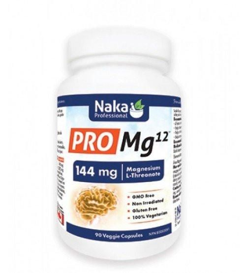 NAKA Pro Mg 12 90 capsules  #protein #organiccoffee #sangstersglenmore #glutenfree #calgary #Yycfit #fit #newchapter #yyc #vitamins