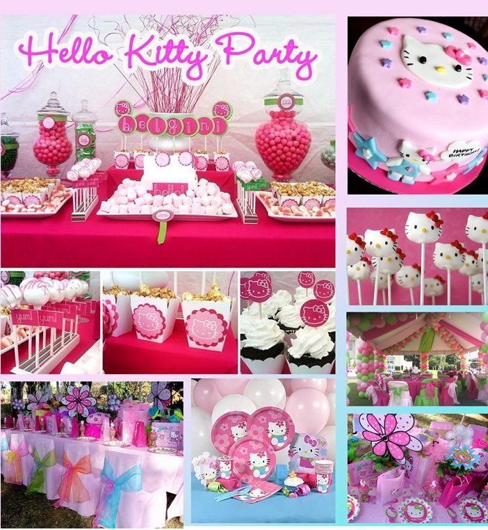 94 best Hellokittyused images on Pinterest Birthdays Birthday