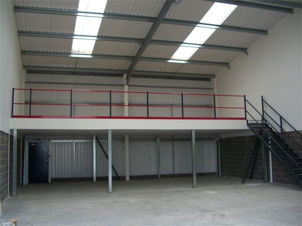 A mezzanine floor by Mezzanine Floors Australia is a cost effective way to grow your available floor space without having to move locations.  #MezzanineFloor http://prestigesteelcraft.com.au/Messanine-floor-stairs.html