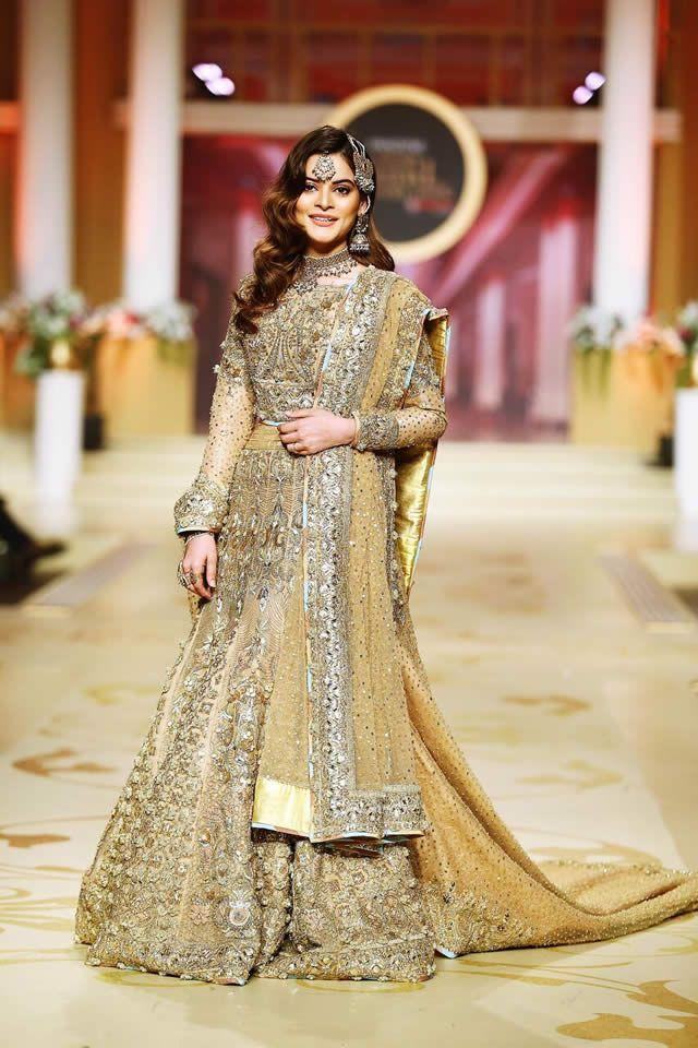 Erum Khan Bridal Couture Week Fashion Central Bridal Couture Week Indian Bridal Couture Bridal Couture