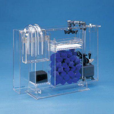 Filtragem em aquário e tipos de filtros