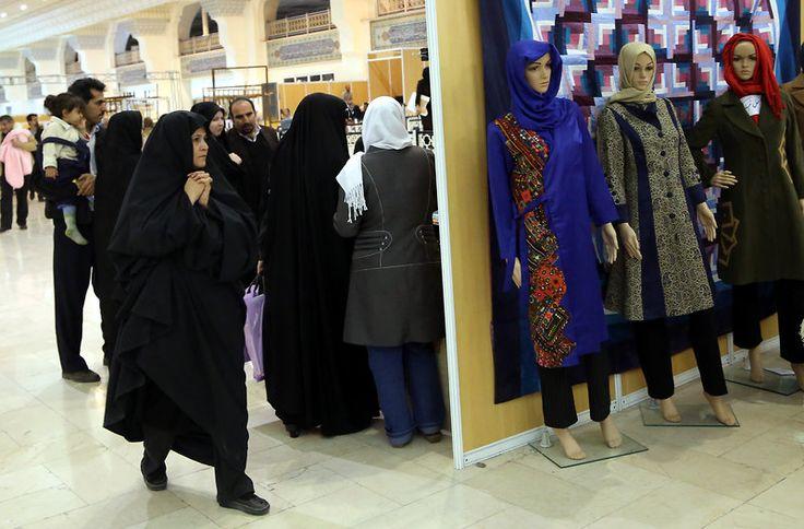 Luxury Iranian Women Fashion Trend  Just Trendy Girls