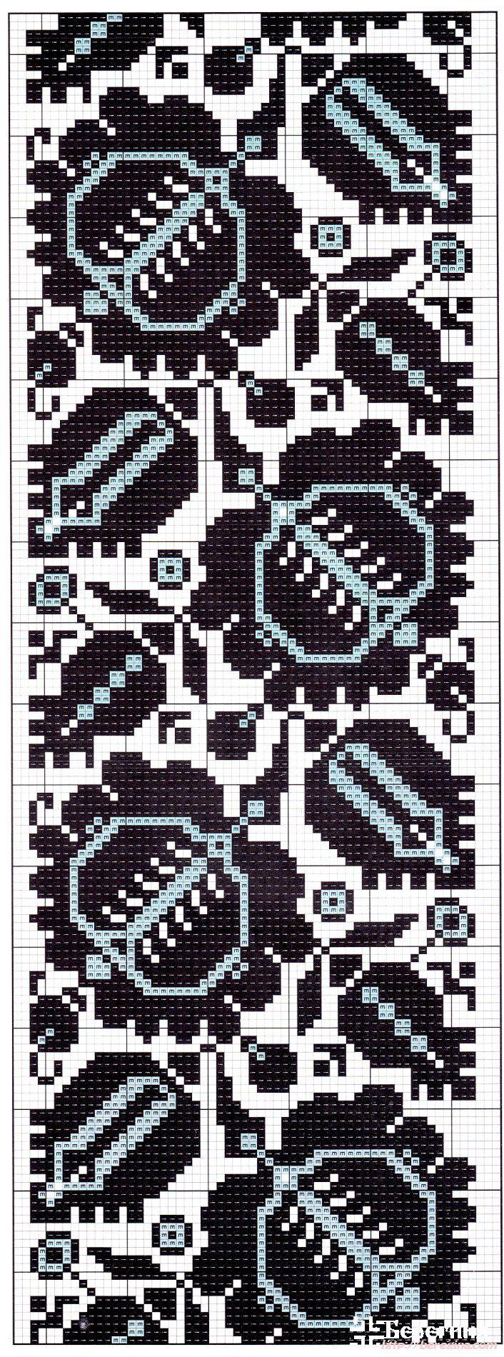 Схема вишиванки