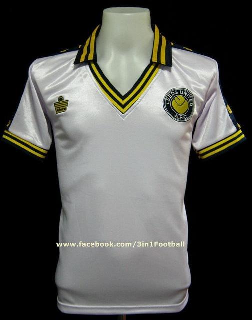 Leeds United 1978 Home
