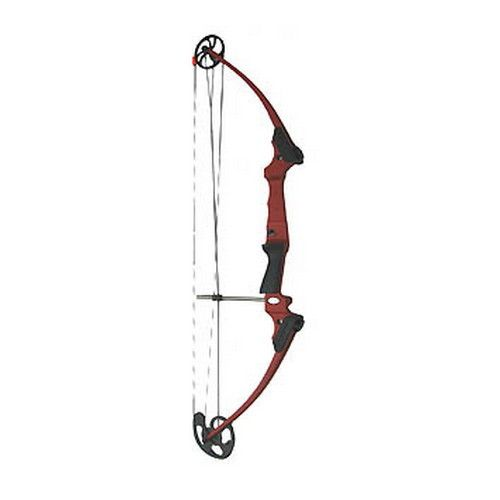 Original Bow Left Handed, Red- would prefer one with more than 30# draw but looks okay overall  for a lefty