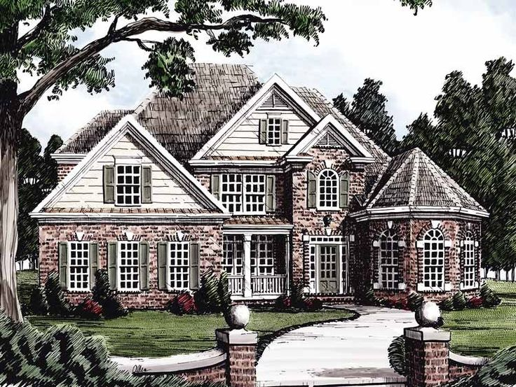 83 best house plans images on Pinterest Dream house plans Dream
