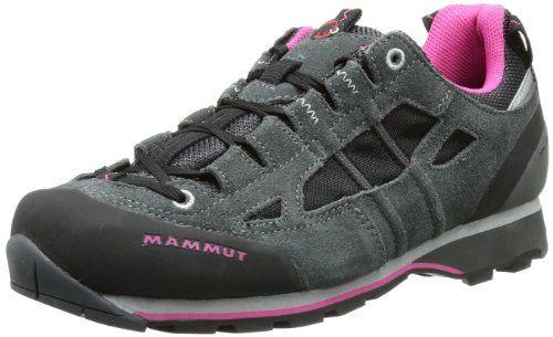 Mammut Redburn Pro 3030-02370-0713 Damen Trekking- & Wanderschuhe, Mehrfarbig (graphite-pink), EU 38 (UK 5) - http://on-line-kaufen.de/mammut/38-eu-mammut-redburn-pro-3030-02370-0713-damen