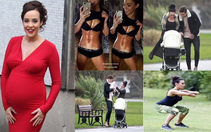 Stephanie Davis Following This Diet Plan After Delivering Caben-Albi