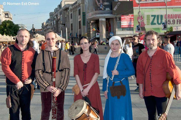 Nomen Est Omen, medieval & renaissance music