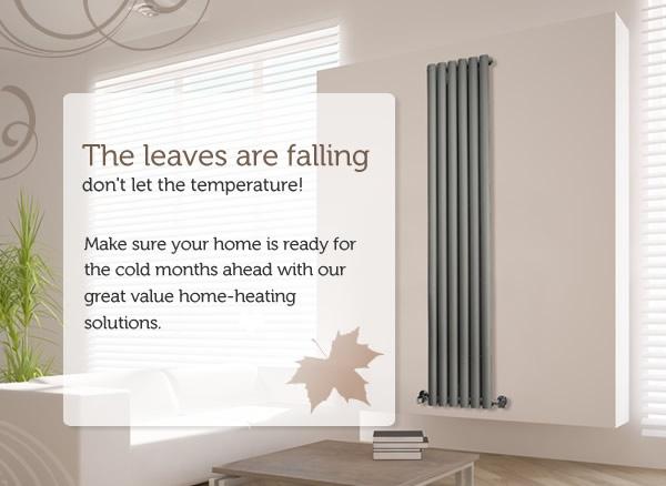 Autumn Heating Deals