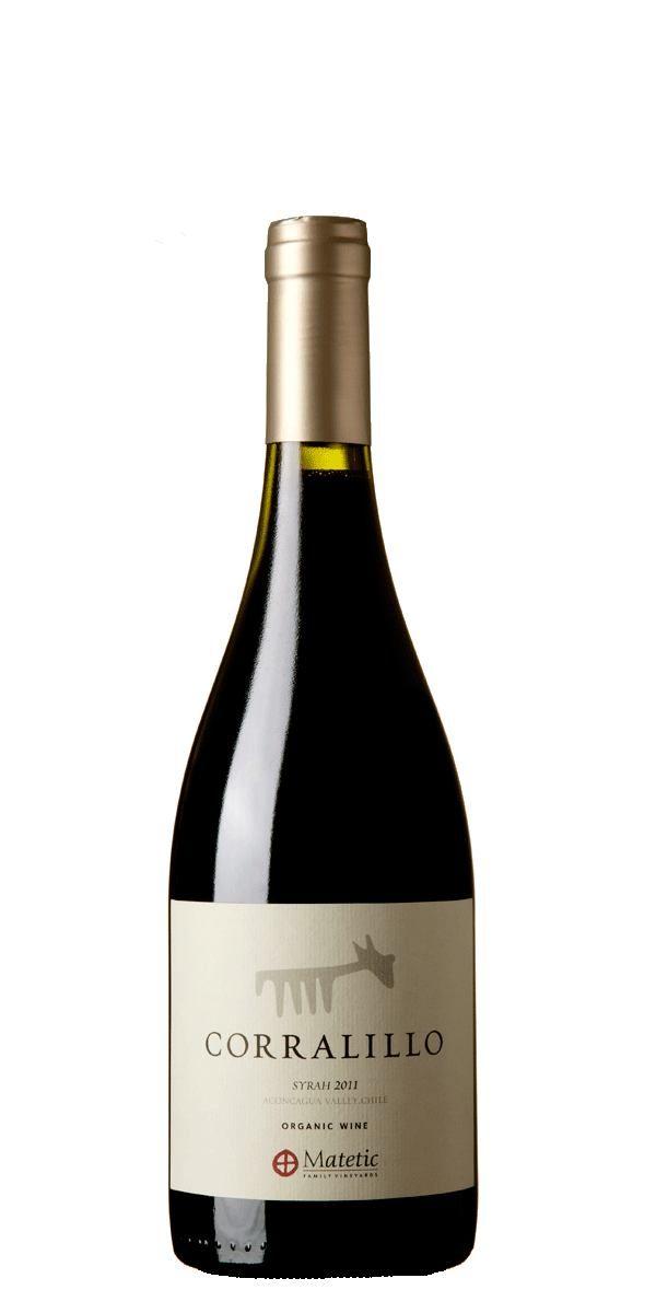 Chilensk syrah i fruktig pepprig stil med toner ac svarta vinbär, lakrits och choklad.