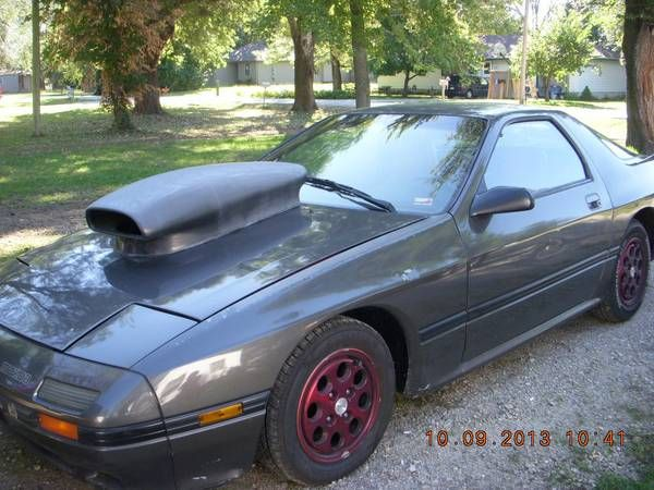 87 Mazda Rx7 Hot Rod $3,000 00 | I found this on ZillaCar com/687202