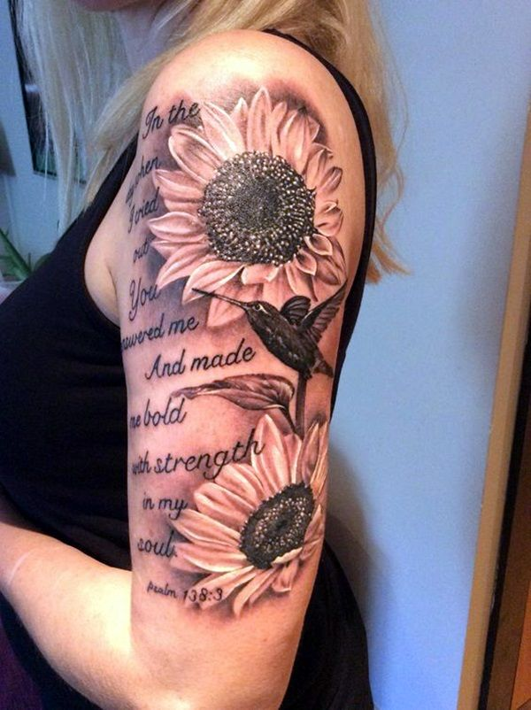 Best Shoulder Tattoos for Women (2)