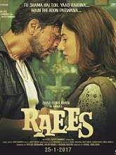 Watch Raees (2017) WEBRip Hindi Full Movie Online Free  Directed by: Rahul Dholakia Written by: Rahul Dholakia, Harit Mehta Starring by: Sunny Leone, Shah Rukh Khan, Nawazuddin Siddiqui Genres: Action | Crime | Thriller Country: India Language: Hindi