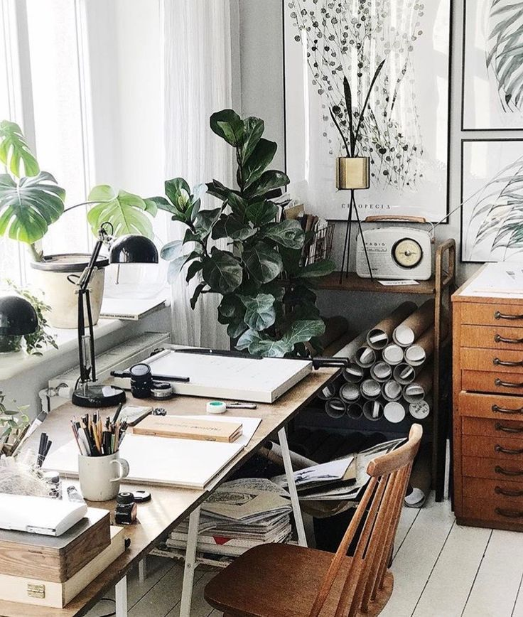 office inspiration Apartment inspiration ⛺ in 2018 Pinterest