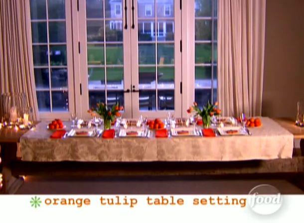 8 best Table settings images on Pinterest   Ina garten, Barefoot ...