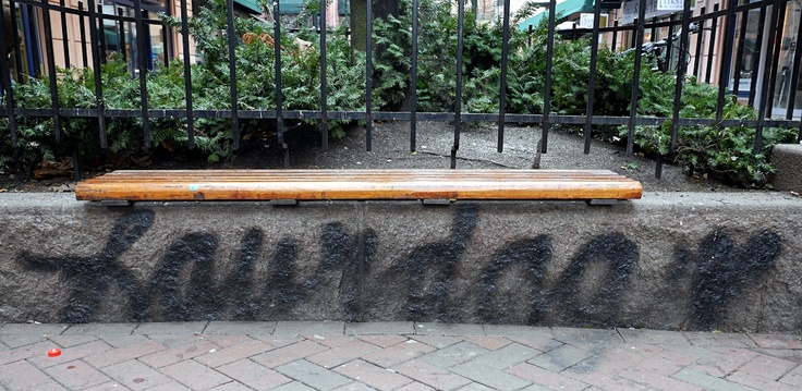 Oslo Street Art: Laurdag/lørdag